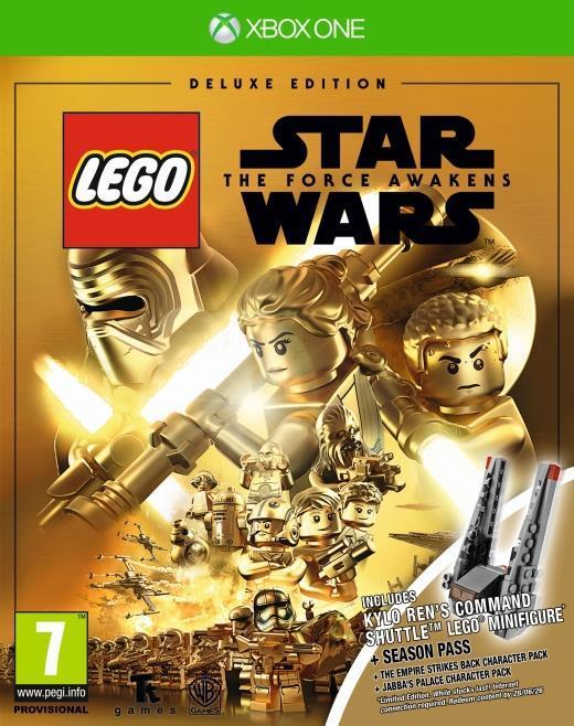Joc Lego Star Wers the force awekens deluxe edition 2 - xbox one