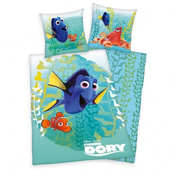 Lenjerie de pat Disney Finding Dory din categoria Camera copilului de la Disney Finding Dory