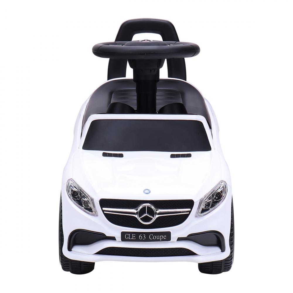 Masinuta Premergator Mercedes Amg 63gle Cu Mp3 White