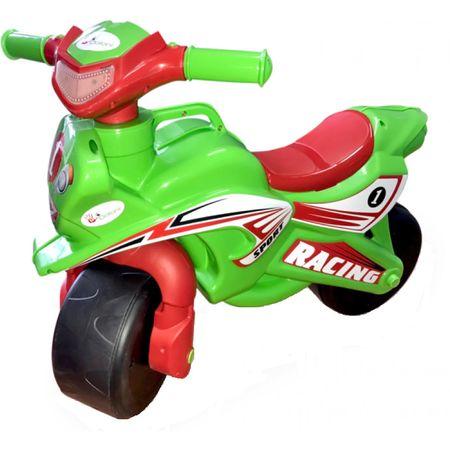 Motocicleta Racing 01395 VerdeRosu