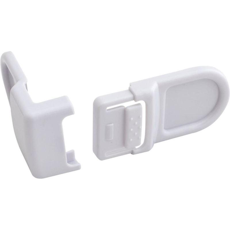 Pachet economic 3 x sigurante pentru sertare si dulapuri REER 7307 imagine