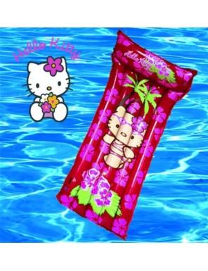 Saltea gonflabila Hello Kitty