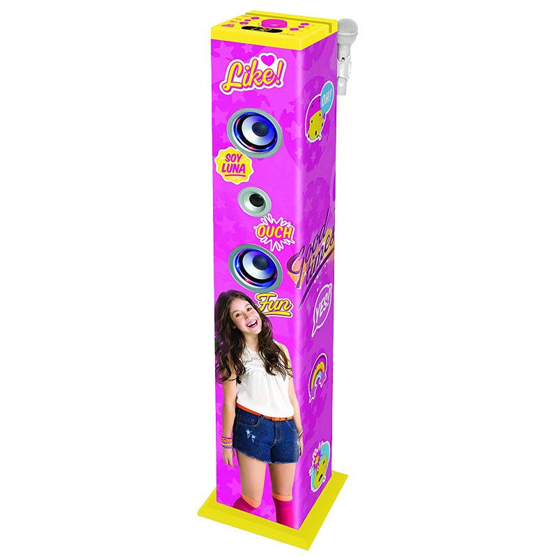 Sistem audio bluetooth karaoke Soy Luna