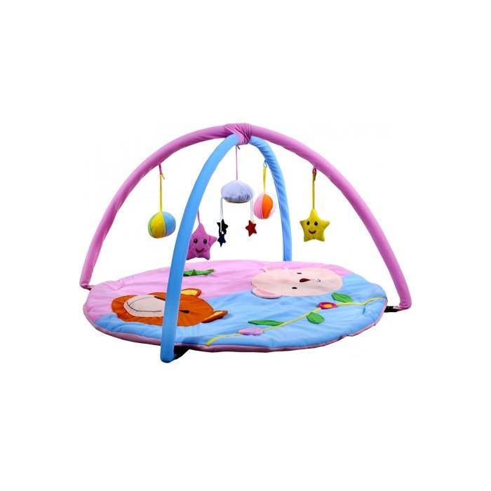 Salteluta de joaca Arti 7362045 Bears Blue Pink