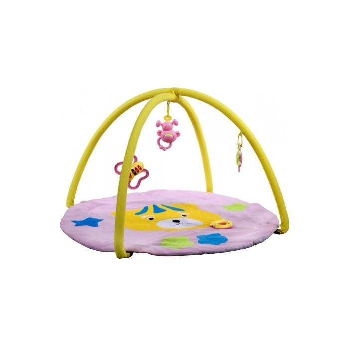 Salteluta de joaca Arti B694519 Tiger toys Pink