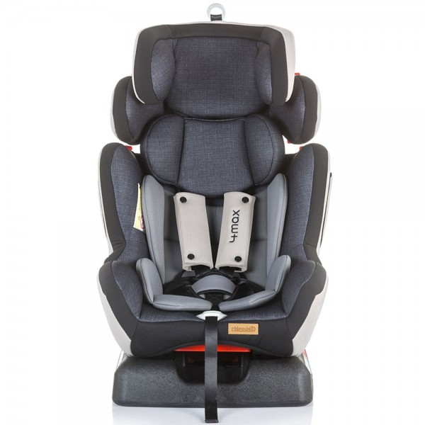 Scaun auto Chipolino 4 Max 0-36 kg granite grey imagine