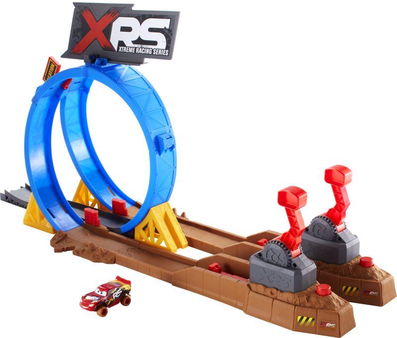 Set de joaca Provocarea de pe pista Cars