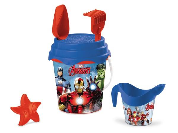 Set plaja Avengers pentru copii Mondo