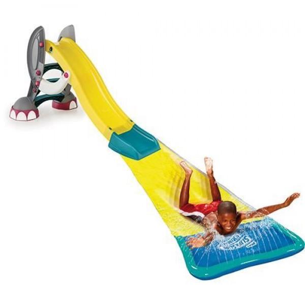 Tobogan Elefant pentru copii Paradiso Toys cu extensie apa pentru alunecare imagine