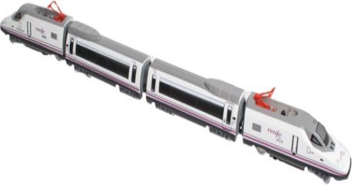 Trenulet electric Ave Renfe Pequetren