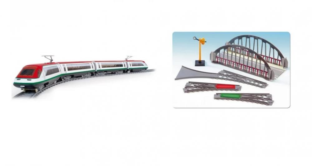 Trenulet electric Trem Pendular Pequetren