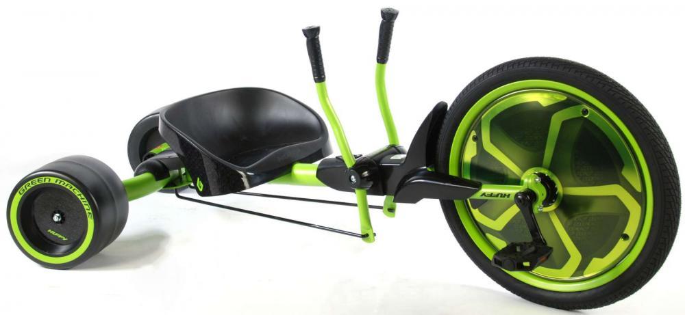 Tricicleta Volare pentru copii Green Machine 20 inch