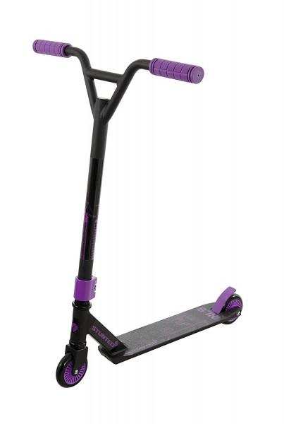 Trotineta MVS cu doua roti pentru sarituri Urban EX purple