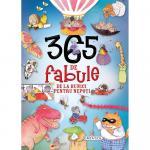 Carte 365 de fabule de la bunici pentru nepoti
