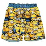 Bermude baieti you and minions 98 cm