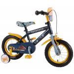 Bicicleta Volare pentru baieti 12 inch cu roti ajutatoare Puppy