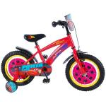Bicicleta Volare pentru baieti cu roti ajutatoare 14 inch Disney Cars 3