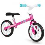Bicicleta fara pedale Smoby First Bike pink