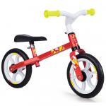 Bicicleta fara pedale Smoby First Bike red