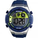 Ceas de mana copii digital kids blue Xonix 44 mm