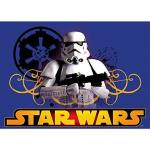 Covor blue Star Wars 95X133 cm