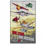 Covor one mission planes 80X140 cm