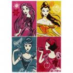 Covor premium Disney Princess 133X190 cm