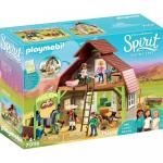 Hambar cu depozit Playmobil
