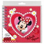 Jurnal cu incuietoare sweet Minnie Mouse