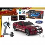 Jucarie masina cu radiocomanda Ford Shelby scara 1:16