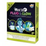 Joc mini laboratorul Fluo & Glow