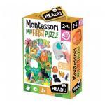 Montessori Primul Meu Puzzle Jungla