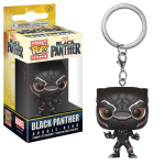 Figurina breloc Pop Black Panther