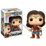 Figurina Pop moovies Justice league Wonder Woman