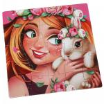 Puzzle Princess Fauna