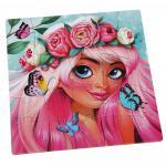 Puzzle Princess Flora