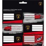 Set etichete Lamborghini