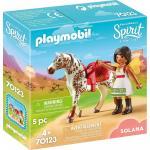 Solana si calut Playmobil