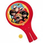 Set Palete Incredibles 2 cu Minge Mondo