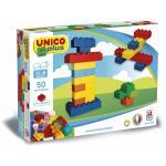 Set constructie Unico Plus 50 piese