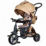 Tricicleta multifunctionala Coccolle Modi Bej