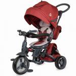 Tricicleta multifunctionala Coccolle Modi Rosu