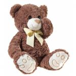 Ursulet de plus ciocolatiu 40 cm