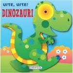 Carte Uite, uite! Dinozauri