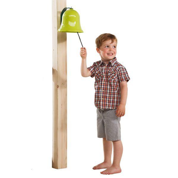 Clopotel pentru spatii de joaca verde
