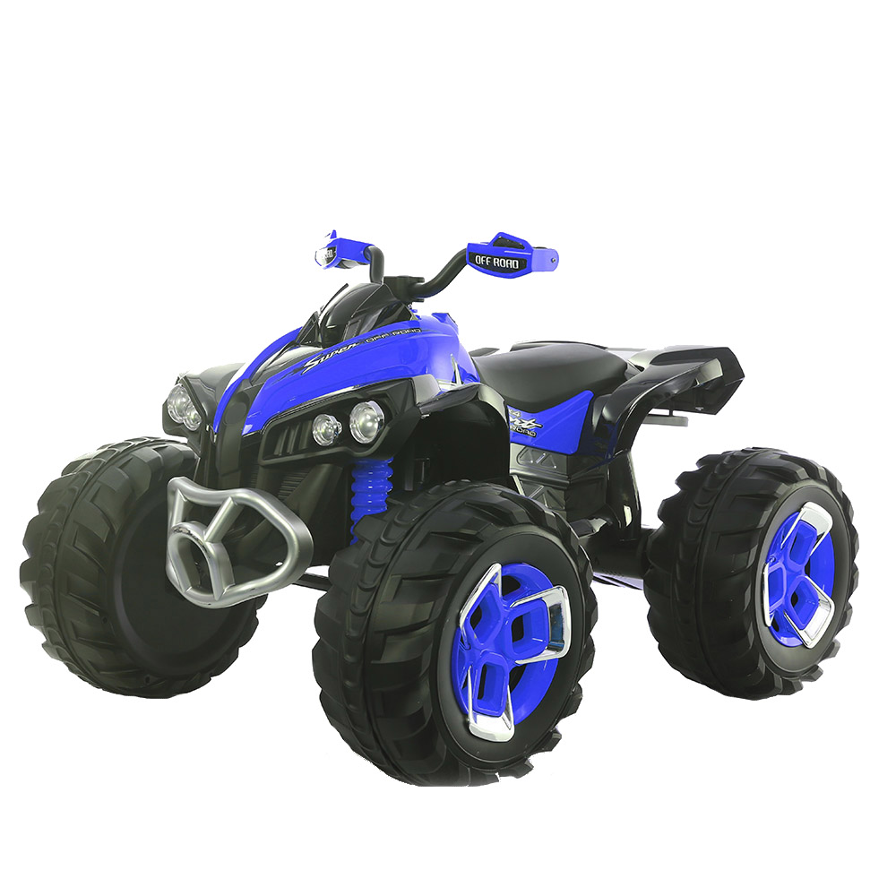 Atv electric cu telecomanda Off Road Blue