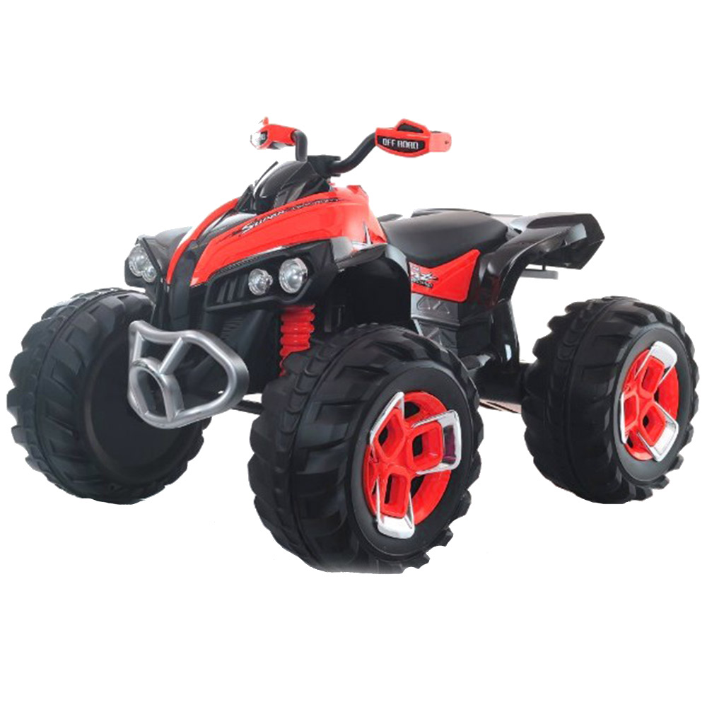 Atv electric cu telecomanda Off Road Red