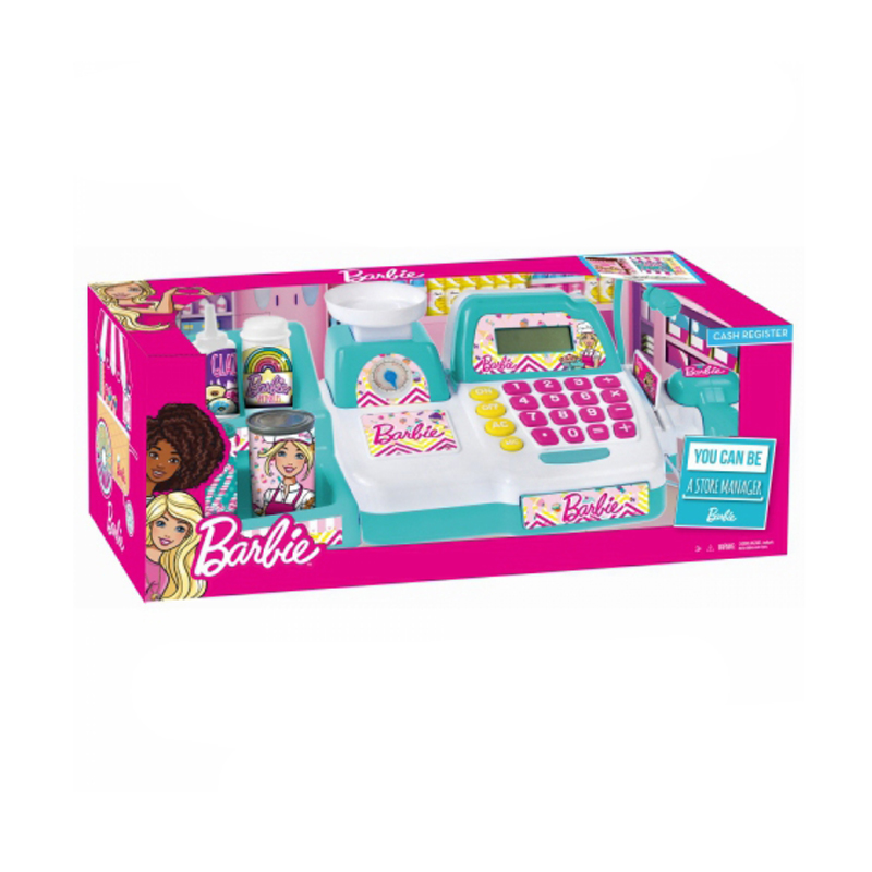 Set casa de marcat Barbie