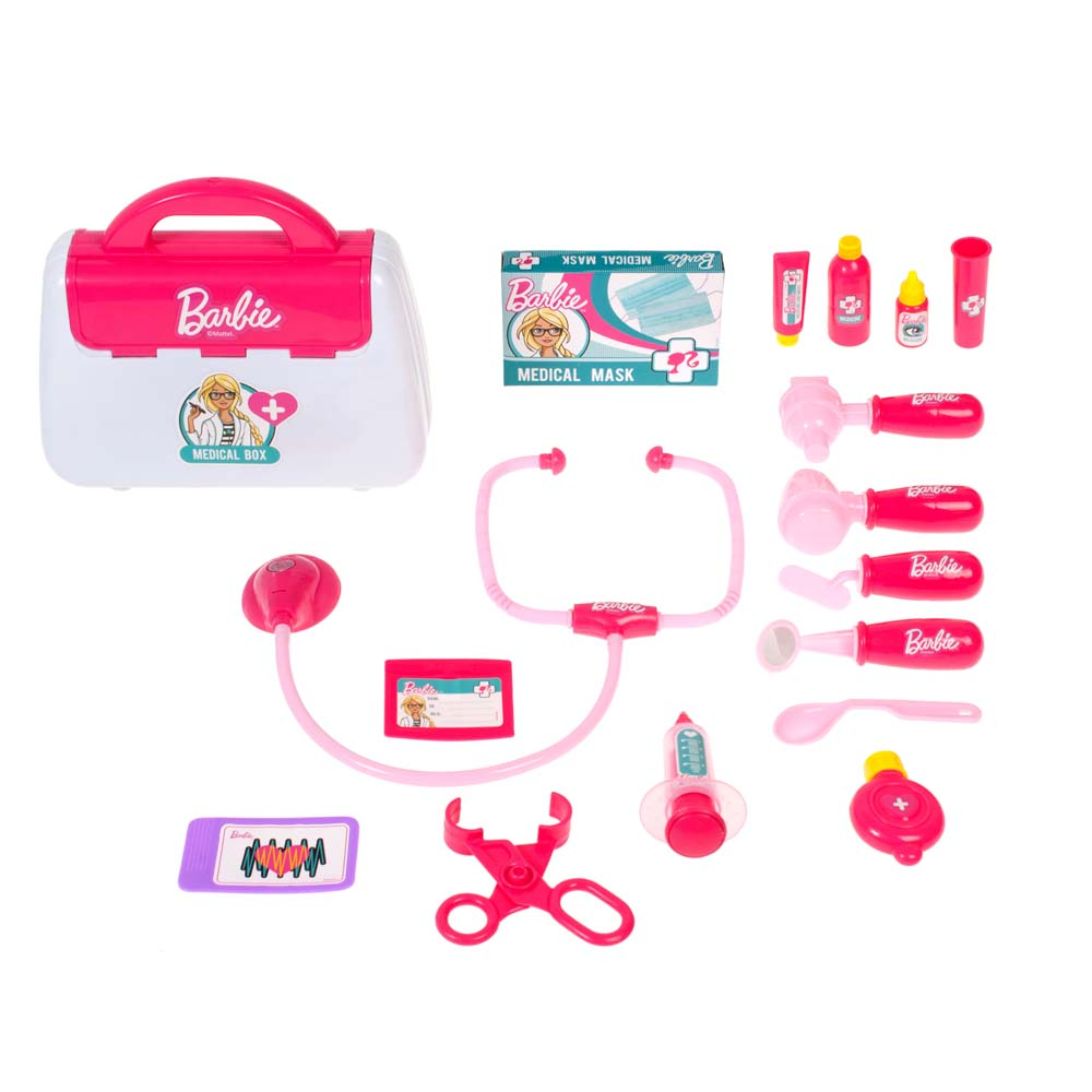 Set doctor roz Barbie
