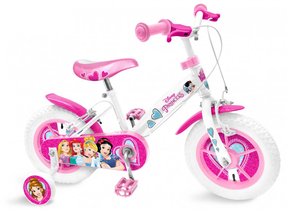 Bicicleta Stamp Disney Princess 12
